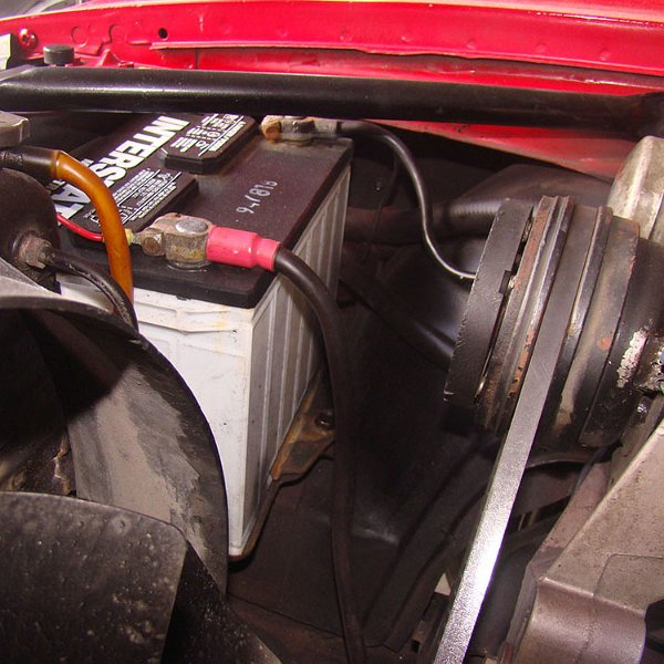 1967 firebird - disassembly for wire harness (34)