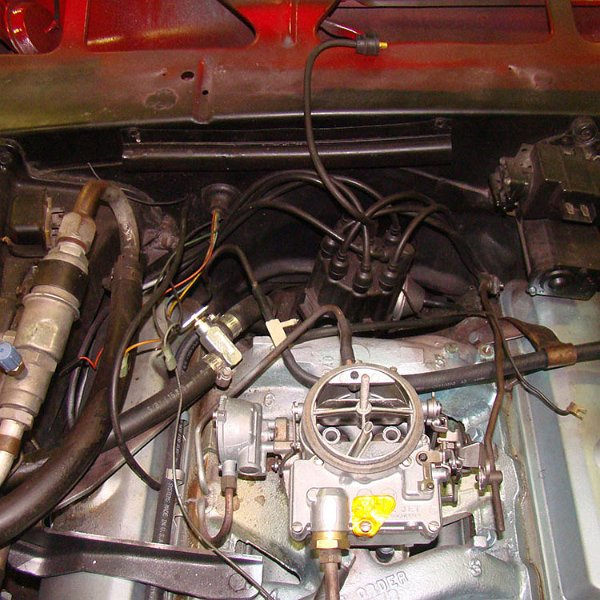 1967 firebird - disassembly for wire harness (44)
